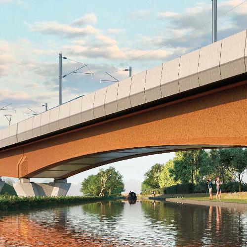 Birmingham and Fazeley Canal Viaduct