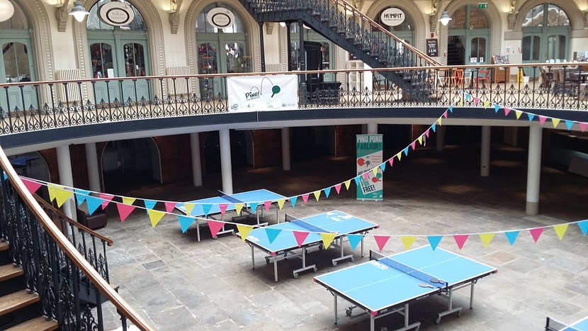 Free table tennis sessions set to take centre stage at Trinity Leeds this Friday: 20160718-090815.jpg