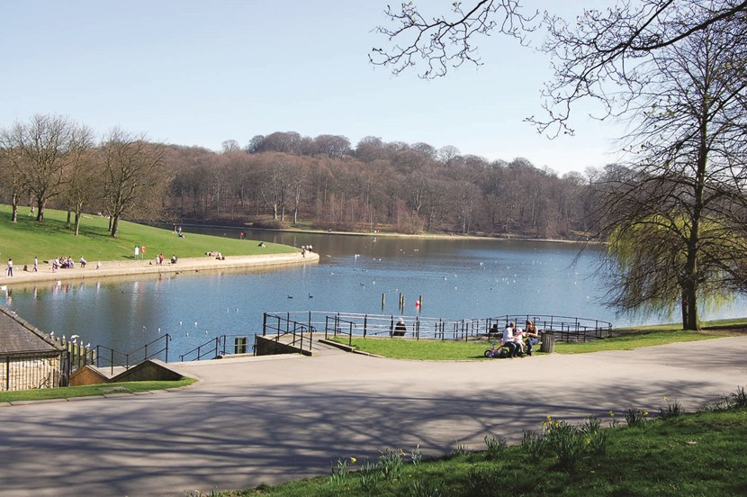 Plans to create a charitable foundation for Leeds parks to be discussed by executive board: waterloolake.jpg
