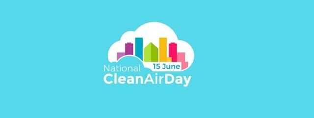 Progress on tackling air pollution: NCAD Logo