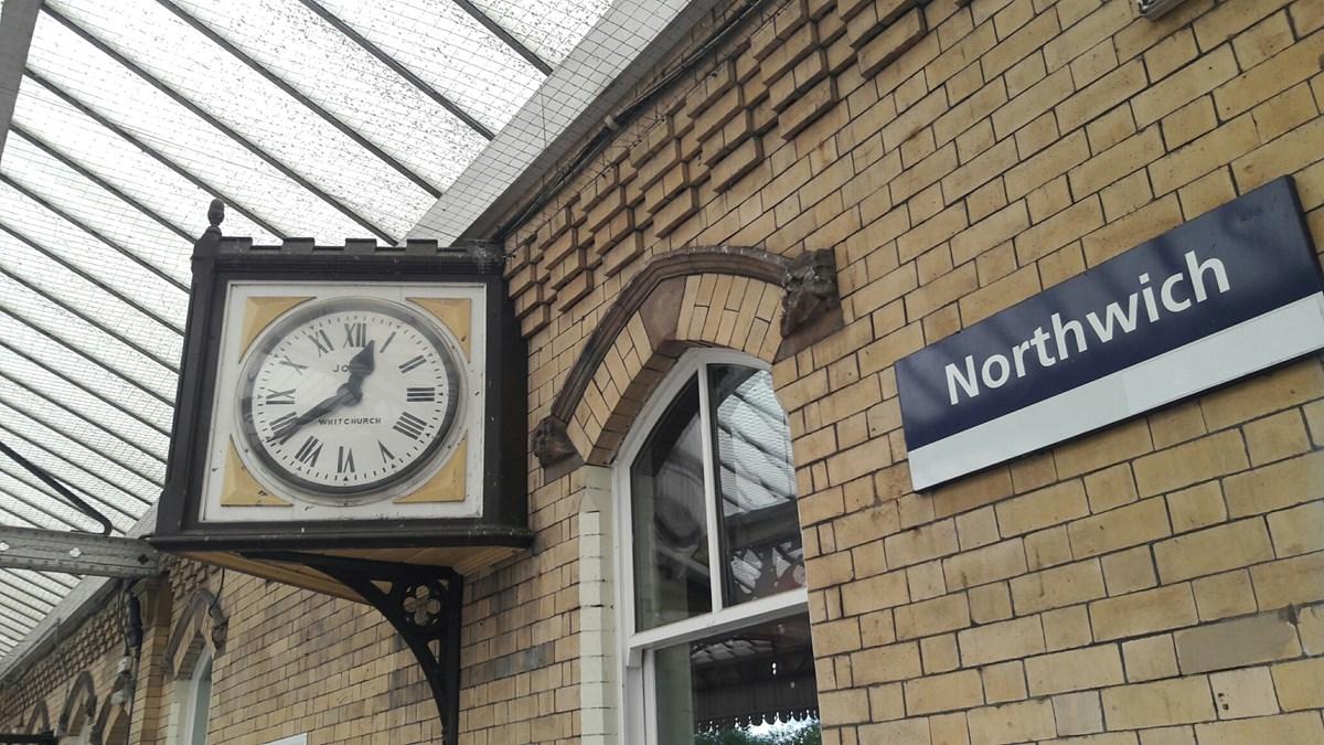 Northwich Clock