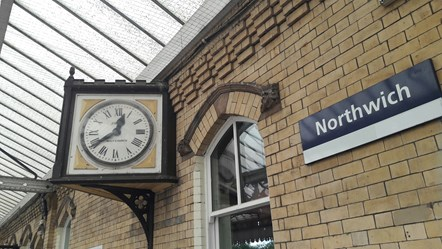 Northwich Clock
