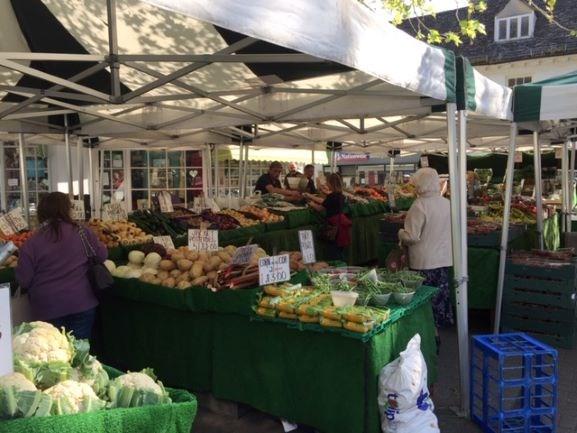 Witney market