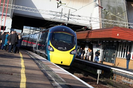Pendolino - Birmingham International-2