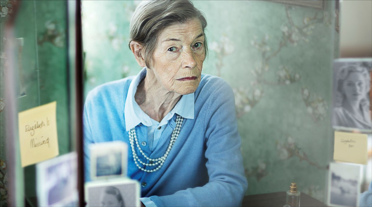 Glenda Jackson in Elizabeth is Missing Credit-BBC