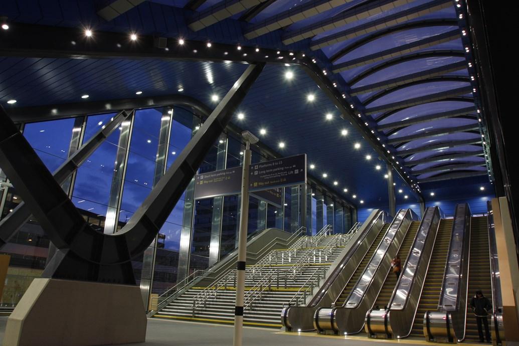 Station staff prepare for Reading Festival revellers: Reading station