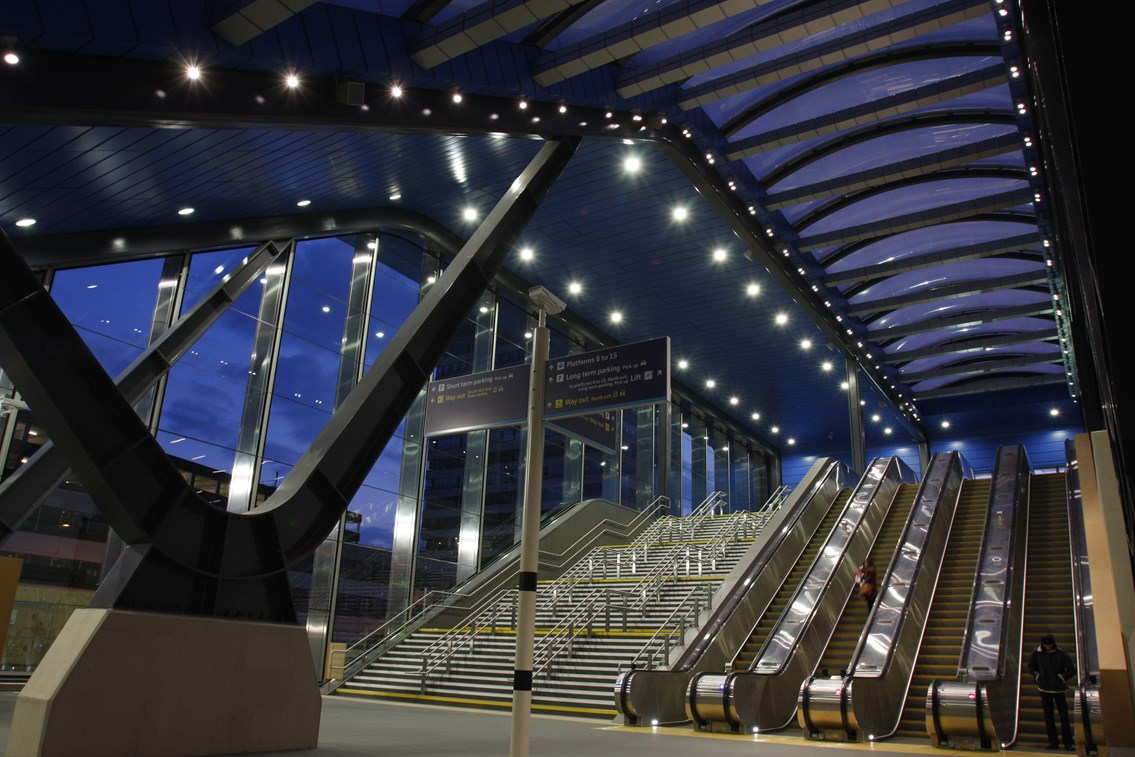 Network Rail's 'open data' programme gets lift-off: Reading station
