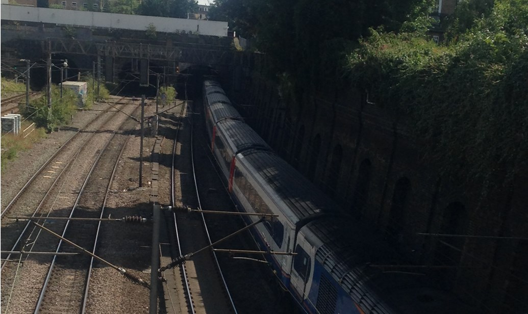 Drop-in event for residents ahead of major railway work in Camden: Kentish Town 2