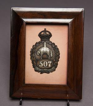 Object of the Week- Leeds City Police badge: leeds-police-badge.jpg