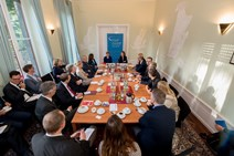Round table with the German Council on Foreign Relations