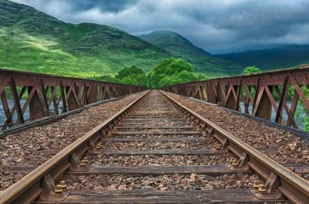 green railway generic
