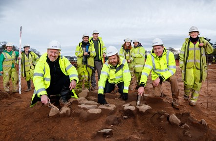 Archaeology company digs into employee ownership: Guard Archaeology 016