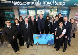 North East first to benefit as Arriva launches contactless payment : North East first to benefit as Arriva launches contactless payment