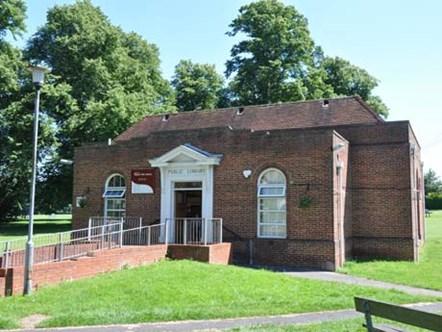 Palmer Park Library