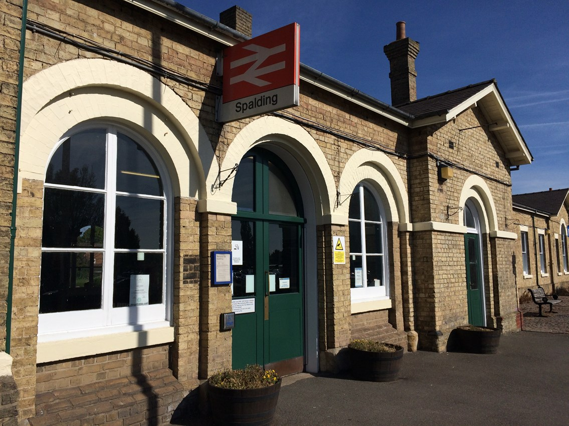 Network Rail start work to improve accessibility at Spalding station next month: Network Rail start work to improve accessibility at Spalding station