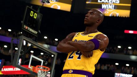 NBA 2K21 - CG Demo Kobe 24