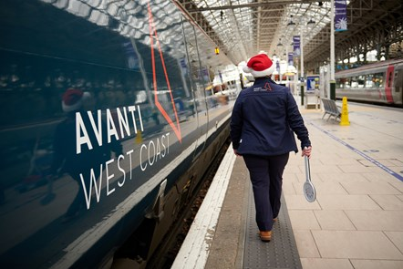 Christmas Avanti West Coast 2
