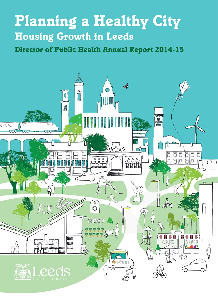 Public health expertise in Leeds wins top award: publichealthcover.jpg