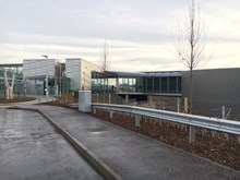 Transport Minister opens new £41m Edinburgh Gateway station: Edinburgh Gateway-10