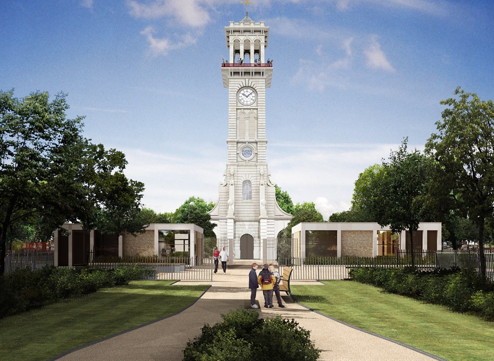 Restored iconic Caledonian Clock Tower and new Heritage Centre will open on 8 June: Caledonian Clock Tower
