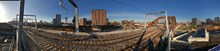 Ordsall Chord panorama