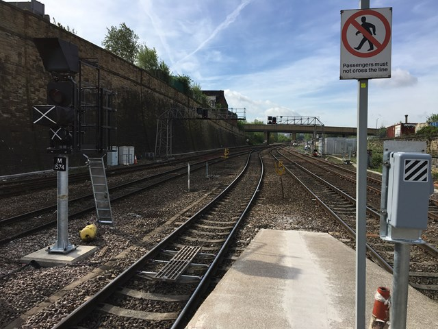 Passengers urged to check before they travel as Network Rail upgrades railway in Yorkshire: Passengers urged to check before they travel as Network Rail upgrades railway in Yorkshire