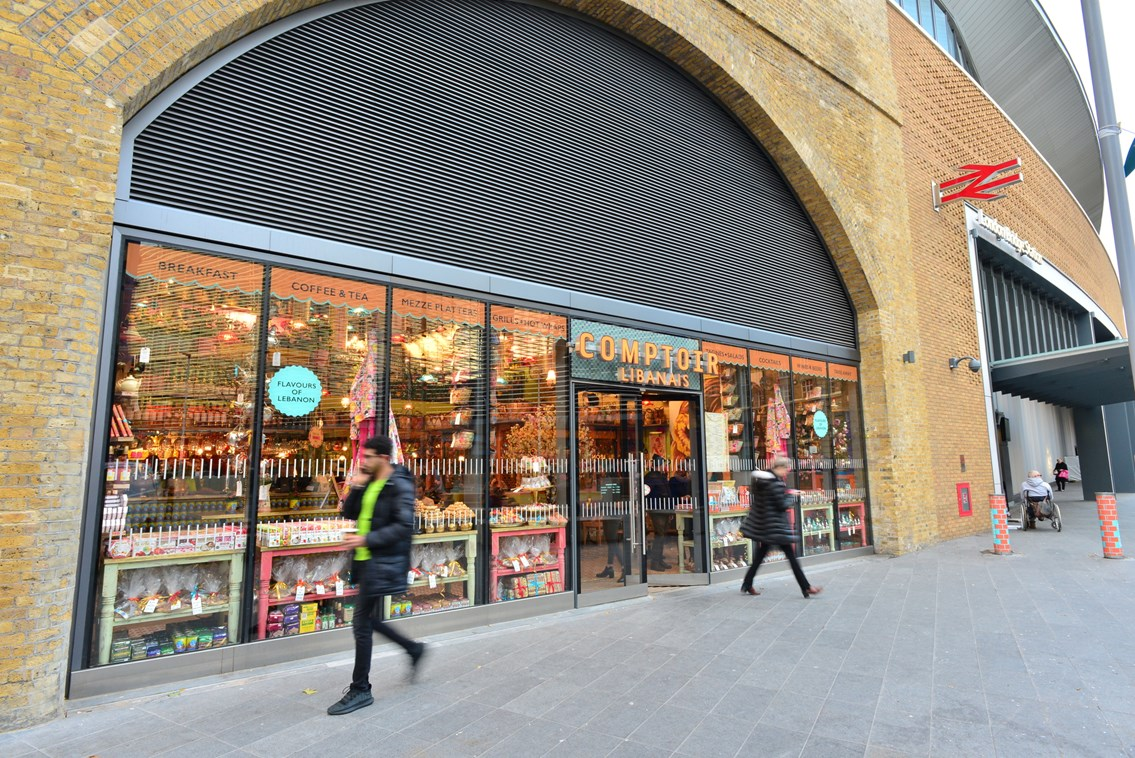 Station retail bridges the gap for busy passengers: London Bridge retail