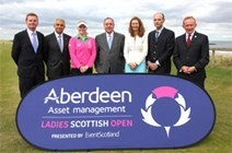 FM announces boost for men and women's golf in Scotland