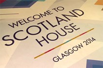 Launch of Scotland House