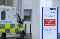 A&E waiting times: Hospital-Emergency