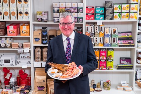 Food and drink goes global with Showcasing Scotland: F&Dexports