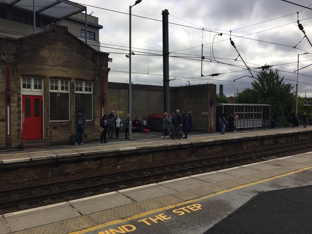 Keighley station-4