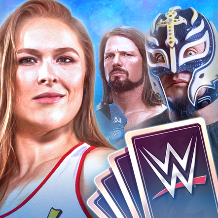 WWESC S5 App Icon Google Play