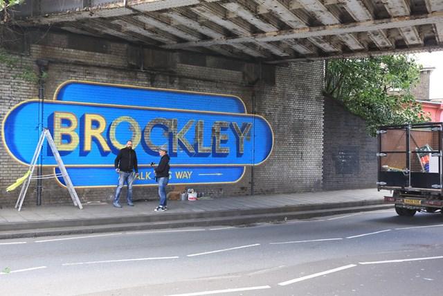 Brockley Street Art