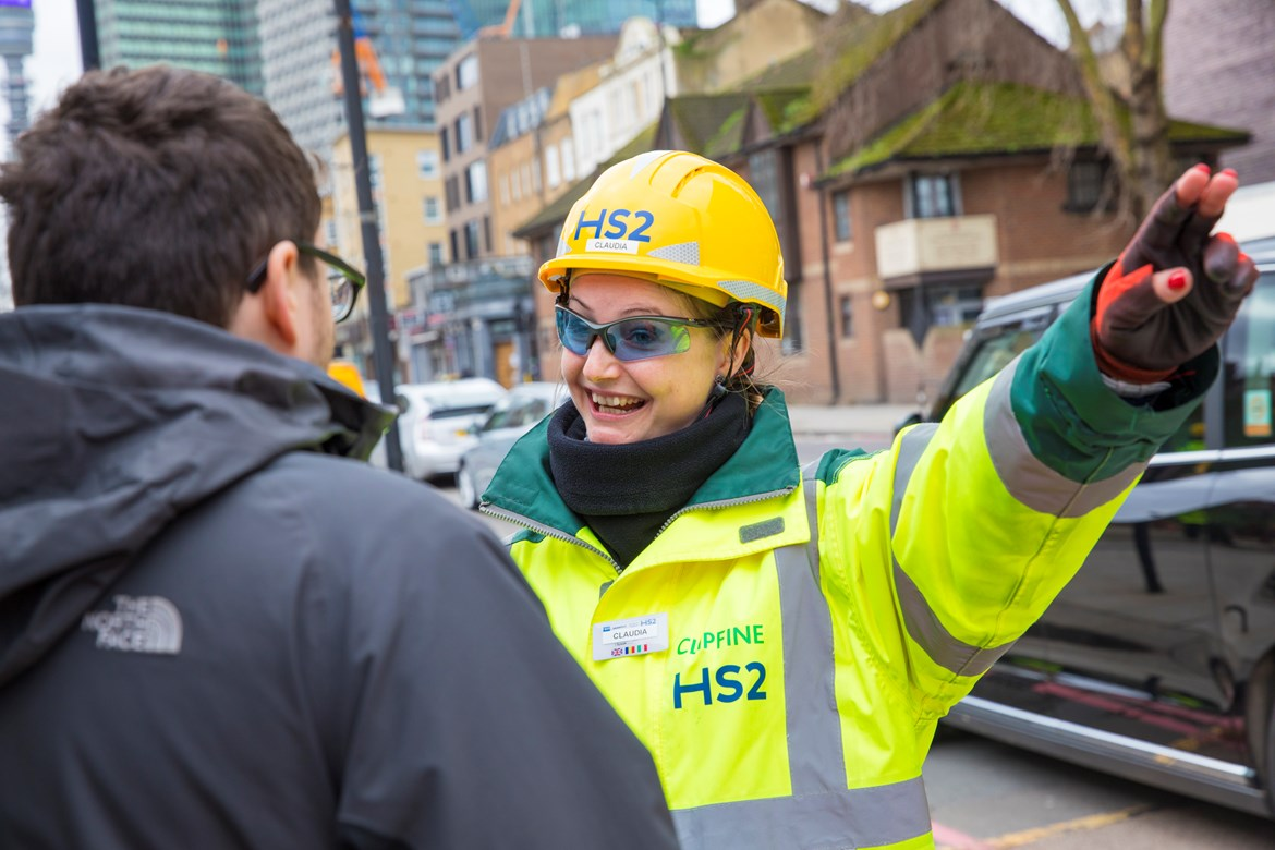 London HS2 contractors launch scheme to help tackle homelessness, improve skills and benefit local communities: Empowering Communities July 2020