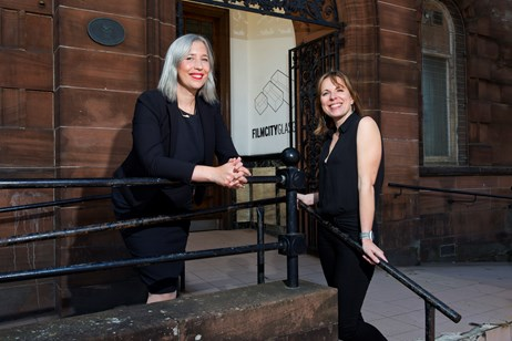 Business development initiative for Scotland's screen sector launched: Film City 011 original