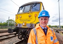 Rail Freight fund announced: Freightliner iv  - Cab Sec