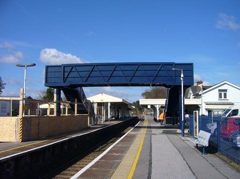 Ascot Station Footbridge