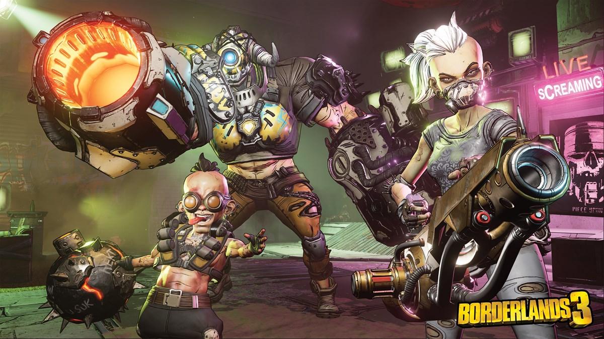 BL3 Children of the Vault