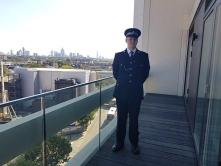 Stephen Bullock (Lancashire Police)