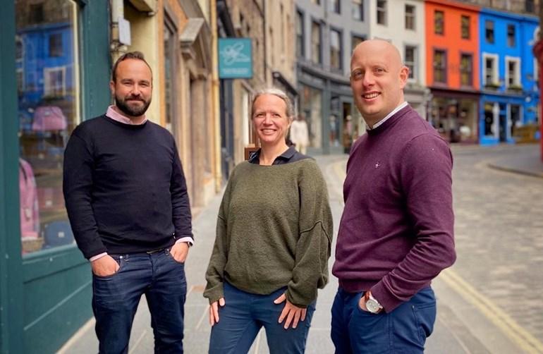 Edinburgh fintech seals seven-figure investment