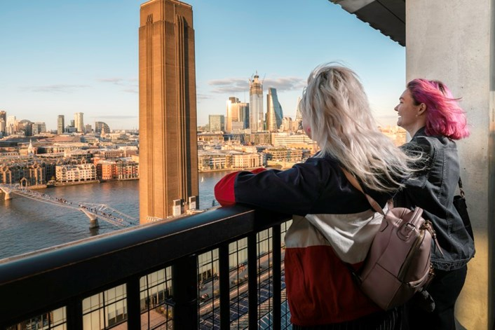 Visitors flock to London attractions: Tate