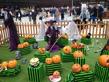 Have a spooktacular Halloween at Glasgow Central: Glasgow Central pumpkin competition 2015