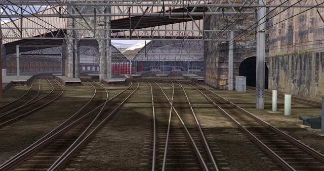 Liverpool Lime Street VR - platform view future