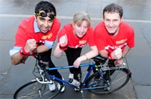 New Funding for Sport Relief Programme: Sports Relief 2014