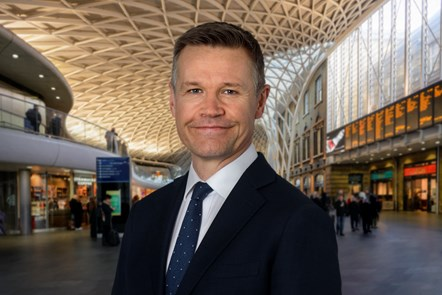Robert Nisbet: Director of Nations and Regions, Rail Delivery Group