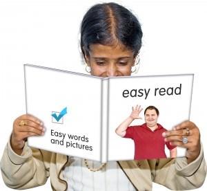 Easy Read literature - prescriptions and dental treatment: Easy Read-300x276