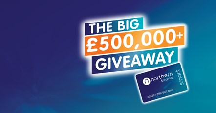 Northern launches £500,000 giveaway: Northern Smart Giveaway Facebook20% V1
