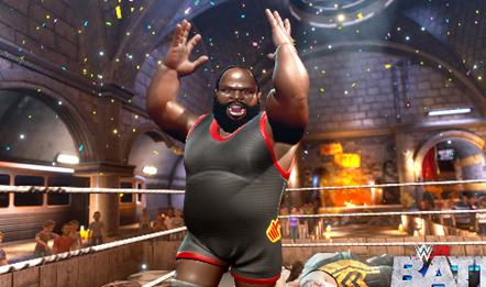 WWE2K BG Roster Update 4 Trailer