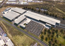 Siemens Mobility Goole site CGI South perspective Feb 2020